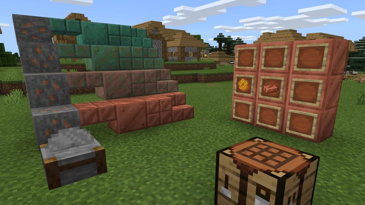 Tudo sobre o cobre do Minecraft